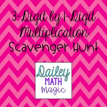 Three-Digit by One-Digit Multiplication