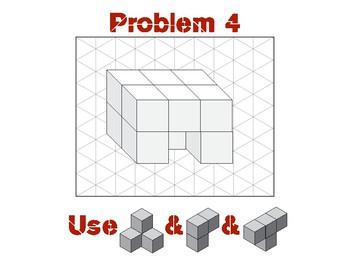 Three Dimensional (3D) Spatial Problem Solving Soma Cubes - Advanced  Puzzles