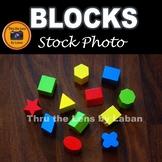 Three Dimensional Blocks Stock Photo #292