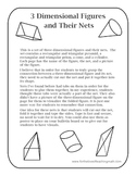 Three Dimensional Figure Nets