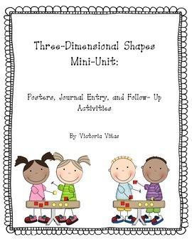 Three-Dimensional Shapes Mini-Unit