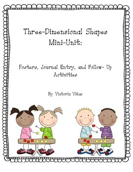 Three-Dimensional Shapes Mini-Unit