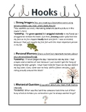 Three Easy Hooks Handout