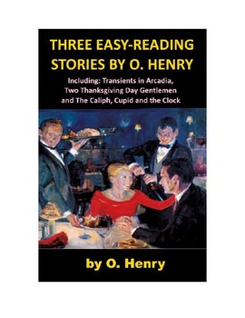 Three Easy Reading Stories by O. Henry