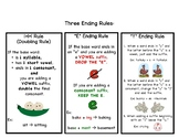 Three Endings Rules