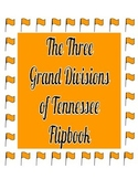 Three Grand Divisions of Tennessee Activity Booklet