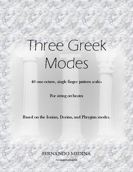Three Greek Modes