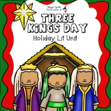 Three Kings Day - Christmas Around the World Unit - Hispanic Culture Unit