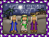 Three Kings Day- Epiphany - Theater Play- Christmas Around