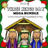 Three Kings Day - Epiphany - Christmas Around the World Un