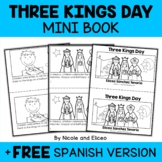 Three Kings Day Book Activity
