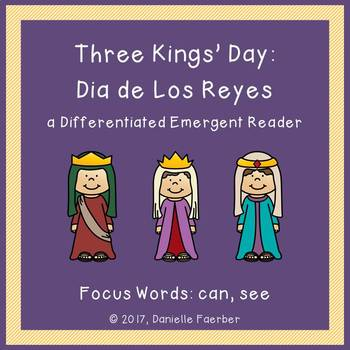 Three Kings' Day: A Differentiated Emergent Reader