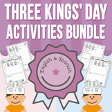 Three Kings' Day Activities BUNDLE