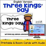 Three Kings Day Reader {English Version} & Venn Diagram