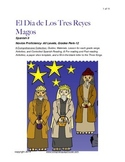 Three Kings Day Spanish 2 Lesson and Activities
