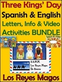 Three Kings' Day Cultural Activities, Letters, & Videos Bu