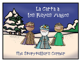 Three Kings Day Story - La carta a los Reyes Magos