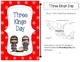 Three Kings Day - student reader about a Mexican holiday after Christmas