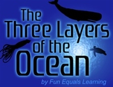 Three Layers Of The Ocean By Temperature worksheet. Jacques Cousteau related