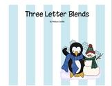 Three Letter Blends Sort