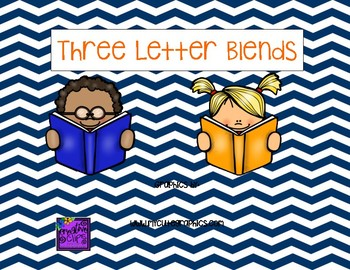 Three Letter Blends Activities