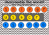 Three Letter Blends SmartBoard Activities (spl, str, spr,