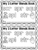 Three Letter Blends Writing Book