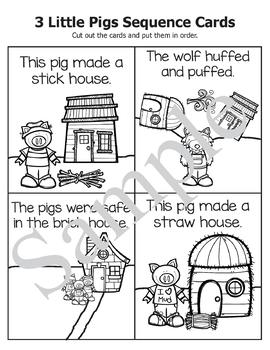 Three Litte Pigs