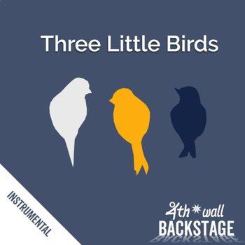Three Little Birds - Instrumental Track