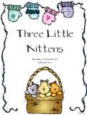 Three Little Kittens Book Companion