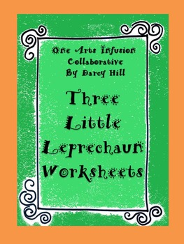 Three Little Leprechaun Worksheets