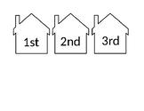 Three Little Pig Houses