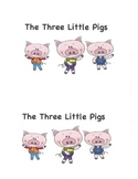 Three Little Pigs Beginning Reader