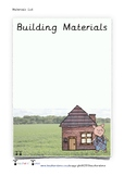 Three Little Pigs Building Materials List