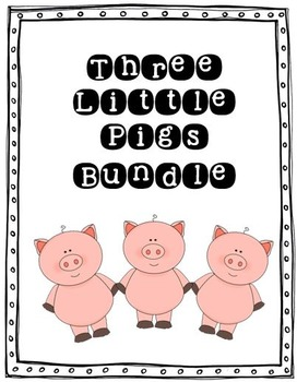 Three Little Pigs Bundle