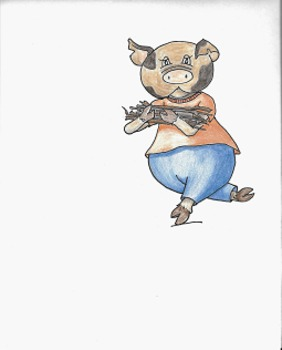 Characters - Three Little Pigs
