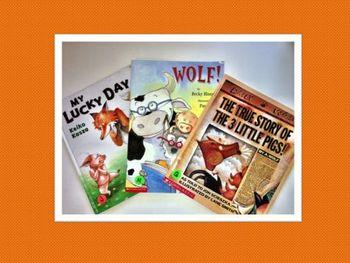 Three Little Pigs Companion Book Studies