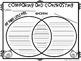 Three Little Pigs Comparing and Contrasting Venn Diagram FREEBIE