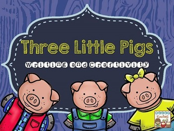 Three Little Pigs Craftivity