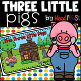 Three Little Pigs Cross-Curricular Unit including Reader and Reader's Theater