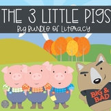 Three Little Pigs Differentiated Materials for Literacy