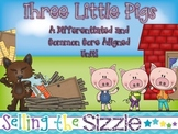 Three Little Pigs- a Differentiated and Common Core Aligne