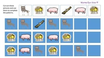 Three Little Pigs EYFS pack
