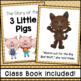 Three Little Pigs Emergent Reader