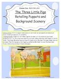 Three Little Pigs Fairy Tale Retelling  A Common Core Lite