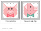 Three Little Pigs Geoboard Task Cards