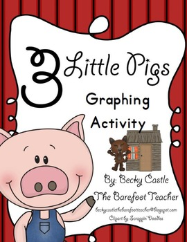 Three Little Pigs Graphing Activity