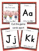 Three Little Pigs I Have...Who Has...Alphabet Game Cards -