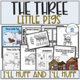 Three Little Pigs Activities and Worksheets