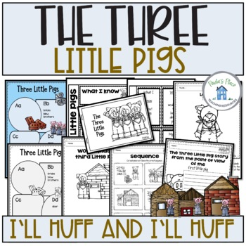 Three Little Pigs - I'll Huff and I'll Puff